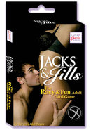 Jack And Jills The Racy And Fun Adult Game