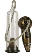 Automatic Rock Hard Pump 7.75 Inch Clear