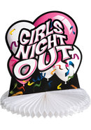 Girls Night Out Centerpiece Display