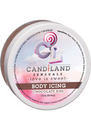 Candiland Sensuals Body Icing Chocolate Kiss 1.7 Ounce