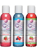 Candiland Sensuals Sweet N Tart Warming Massage Gel Set 3...
