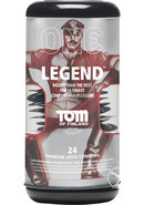 Tom Of Finland One Legend Premium Latex Condoms 24 Each Per...