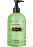 Luxury Bathing Gel  Mint Tree 17.5 Ounce