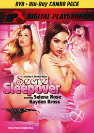 Secret Sleepover {dd} Bluray Combo