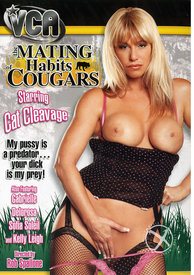 Mating Habit Of Cougars (disc)
