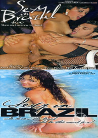 2pk Sexy In Brazil Twin Pack(disc)